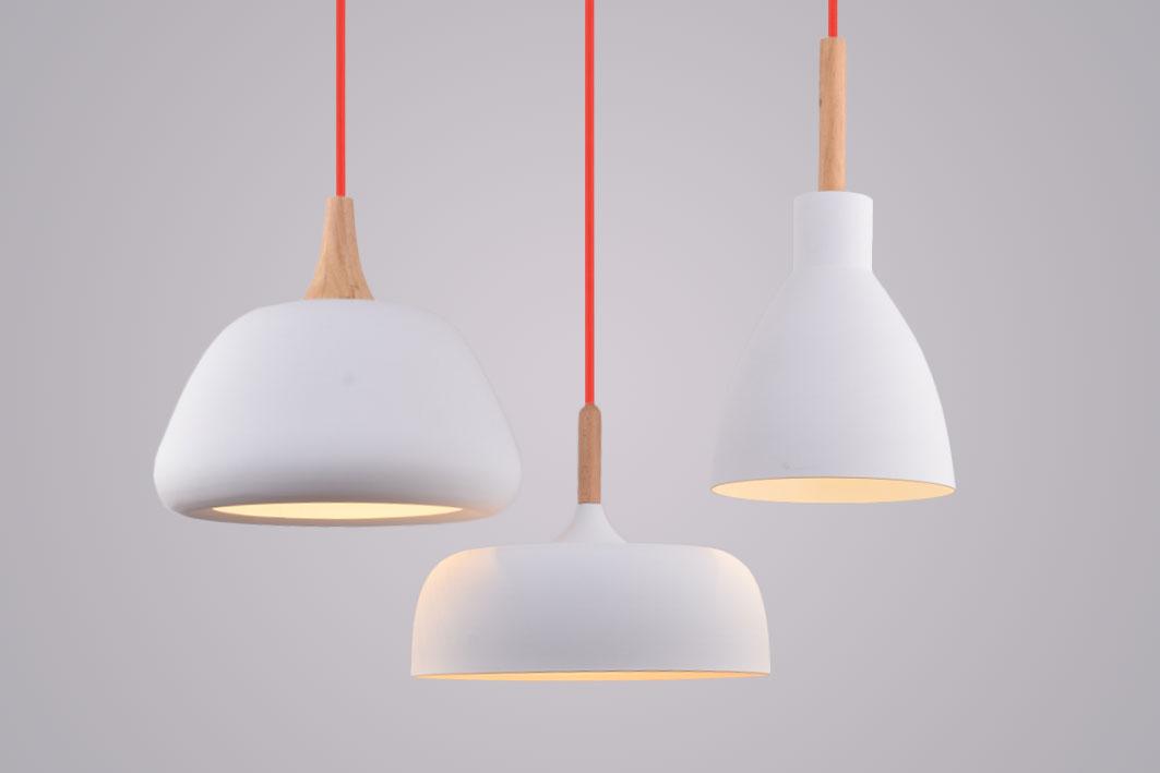 Moderne Pendelleuchten & Pendellampen aus Holz online kaufen ...