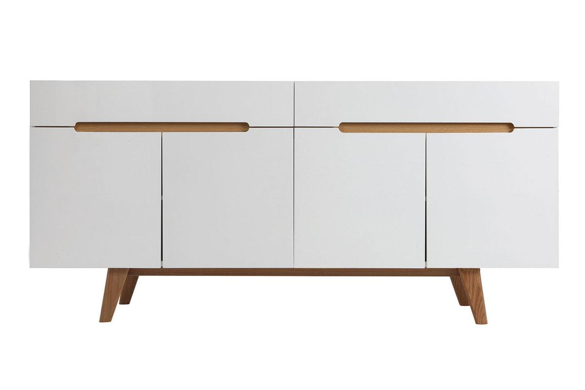 cagusto sideboard kommode linsell aus mdf eiche cagusto my home my style. Black Bedroom Furniture Sets. Home Design Ideas