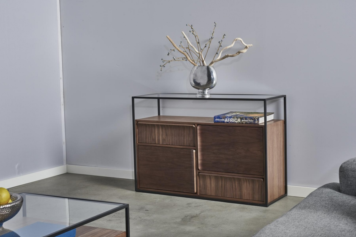 Sideboard Walnuss sideboard walnuss excellent sideboard kommode walnuss hochglanz
